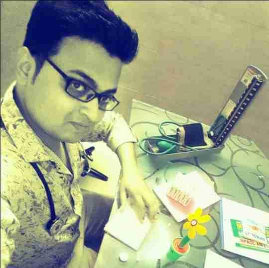 Dr. Ravi Gajera's profile on Curofy
