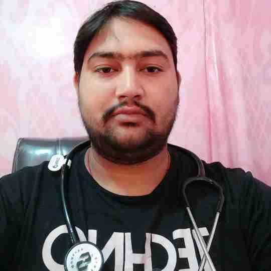 Dr. Vibhuti Pandey's profile on Curofy
