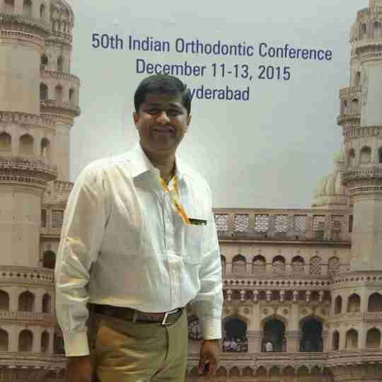 Dr. Vijay M's profile on Curofy