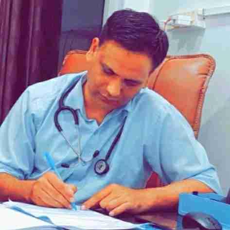 Dr. Anil Kumar's profile on Curofy