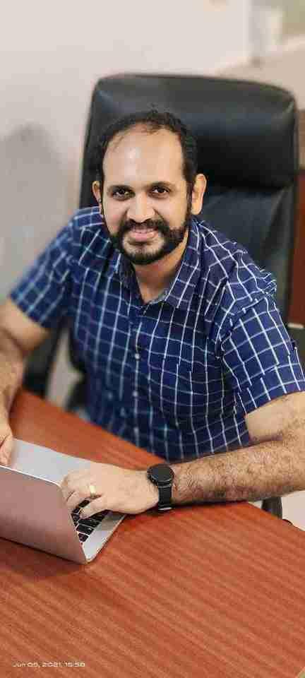 Dr. Jagadeesh Menon Vr's profile on Curofy