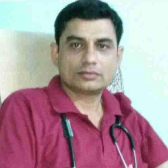 Dr. Dilipsinh Malabhai Jadav's profile on Curofy
