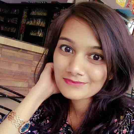 Nikhita Sangale's profile on Curofy