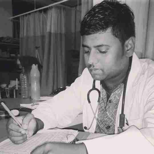 Dr. Intekhab Alam's profile on Curofy