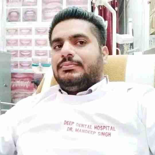 Dr. Mandeep Singh's profile on Curofy