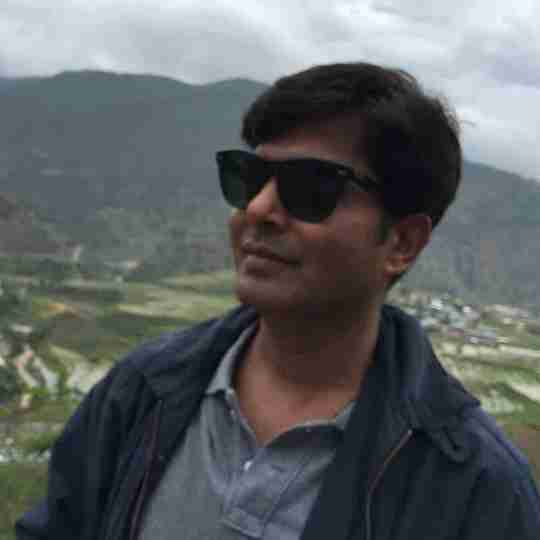 Dr. Rajesh Pandya's profile on Curofy