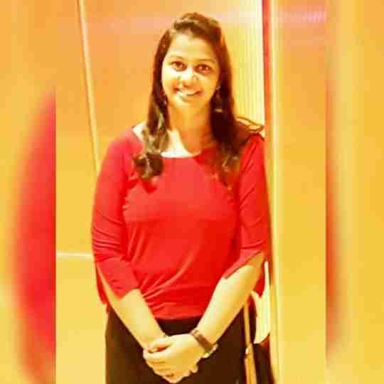 Keerthana R's profile on Curofy