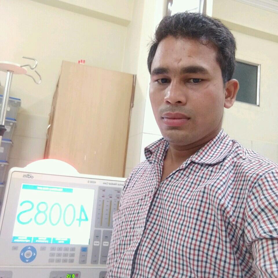 Dr. Sandeep Tripathi's profile on Curofy