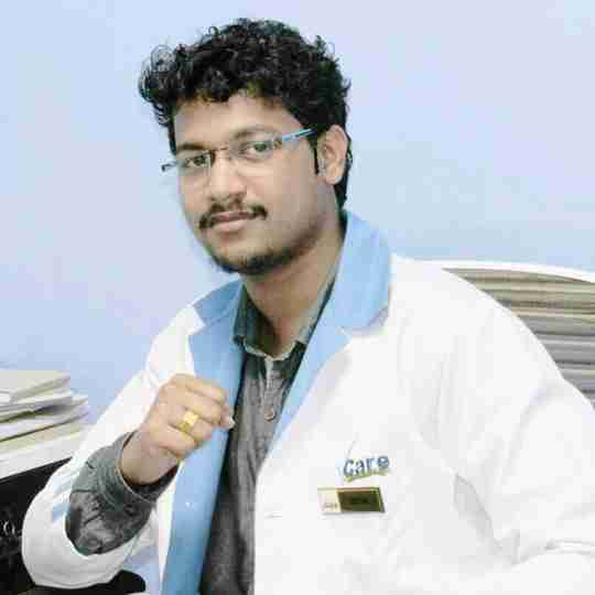 Dr. Linush Babu's profile on Curofy