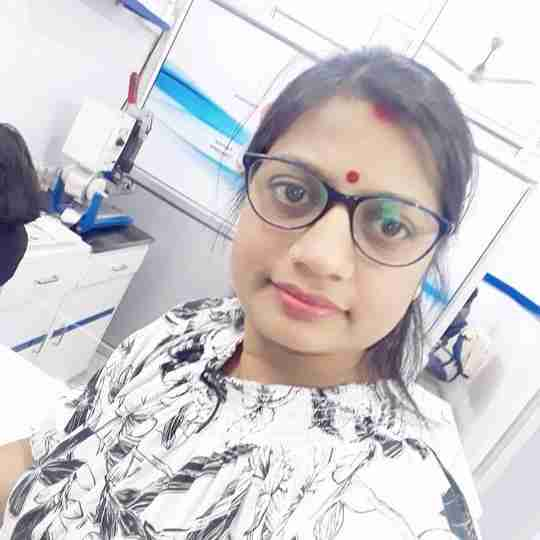 Dr. Vinita Tiwary's profile on Curofy