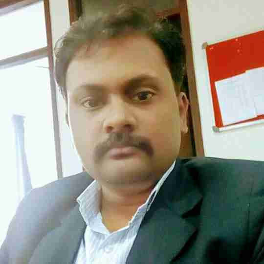 Sridhar Arumugam's profile on Curofy