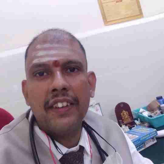 Dr. Mallikarjun B Hiremath's profile on Curofy