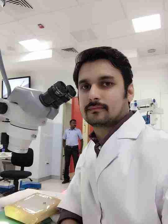 Dr. Priyank Salecha's profile on Curofy