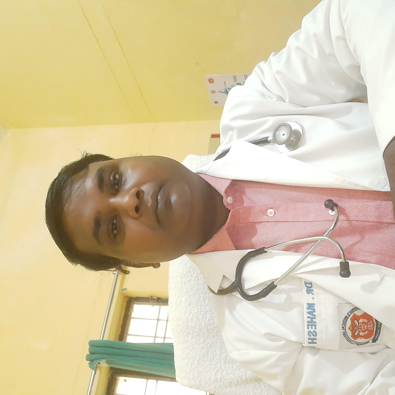 Dr. Mahesh Kumar