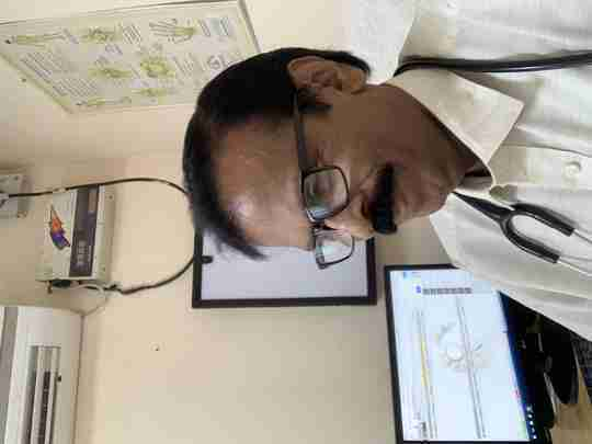 Dr. G R Nair's profile on Curofy