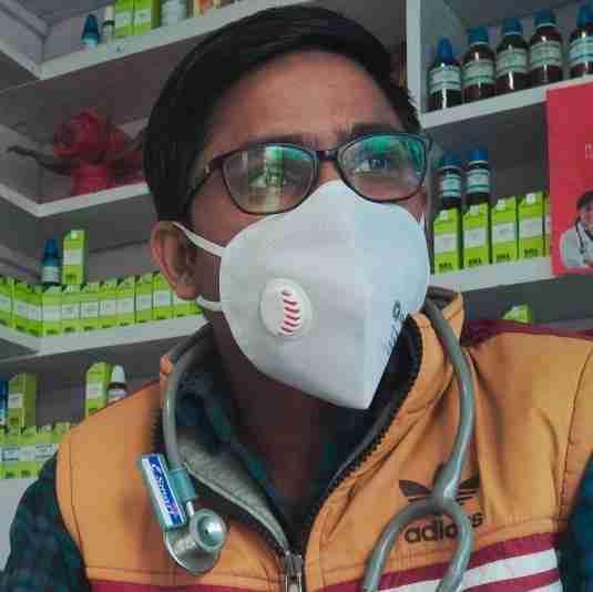 Dr. Shashishekhar Kumar's profile on Curofy