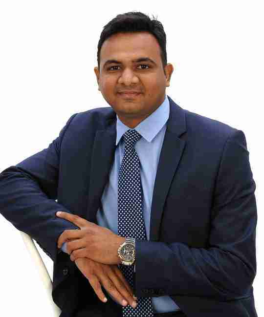 Dr. Dipen Zalavadia's profile on Curofy