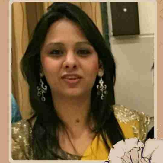 Disha Jhaveri's profile on Curofy