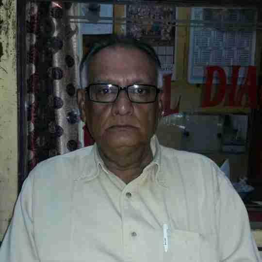Dr. Gouranga Pothal's profile on Curofy