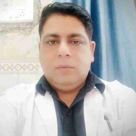 Dr. Amit Kataria (Pt)'s profile on Curofy