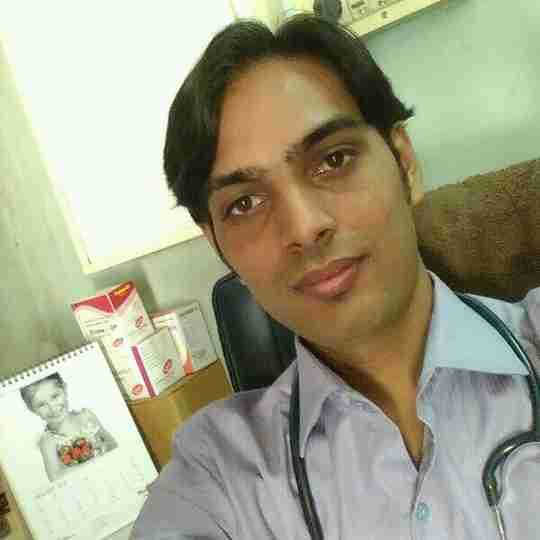 Dr. Ritesh Chaurasia's profile on Curofy