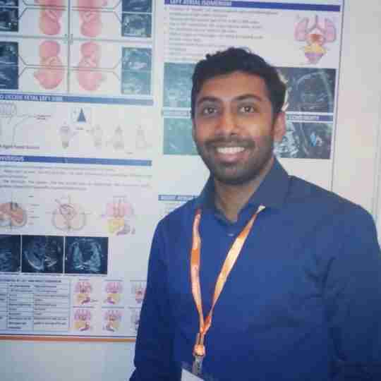 Dr. Krishna Kartik's profile on Curofy