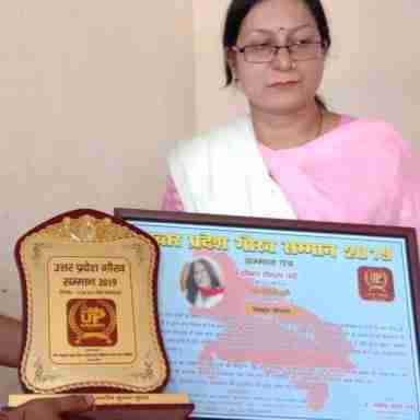 Dr. Shailaja Pandey's profile on Curofy