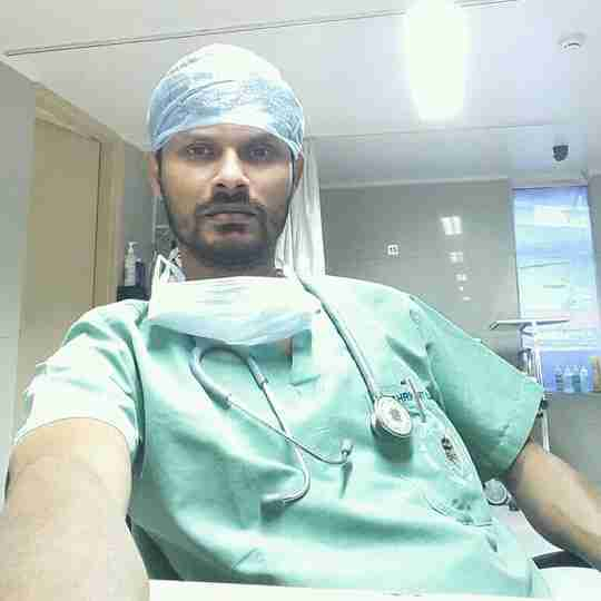 Dr. Sharat Tirumala (Pt)'s profile on Curofy