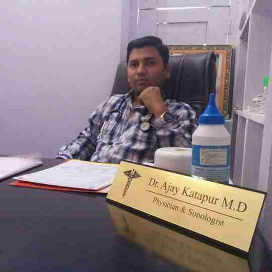 Dr. Ajay Katapur's profile on Curofy
