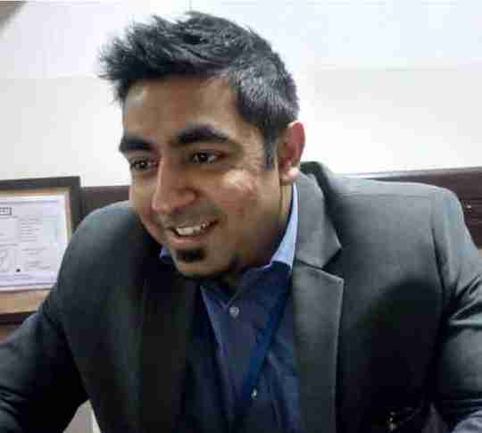 Dr. Ankur Verma's profile on Curofy