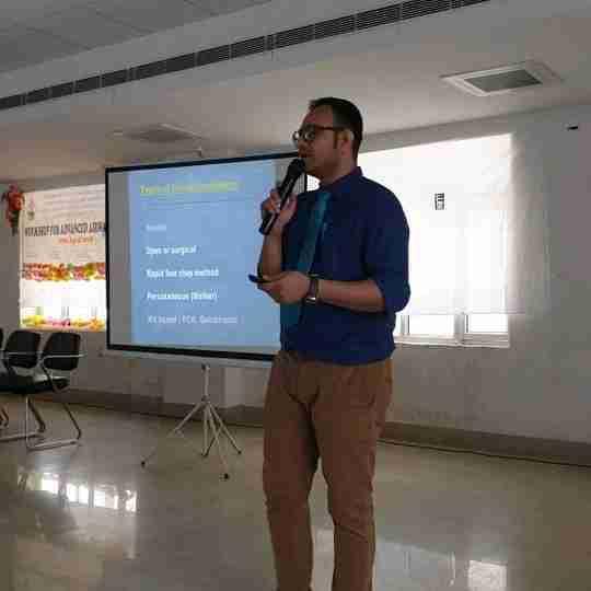 Dr. Abhijit Kumar's profile on Curofy