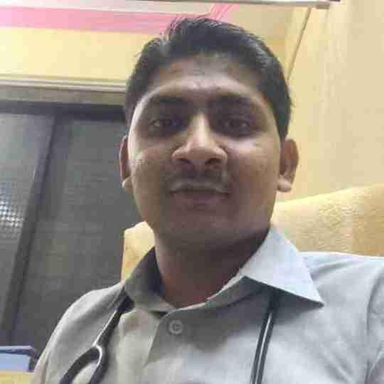 Dr. Dinesh Deshmukh's profile on Curofy