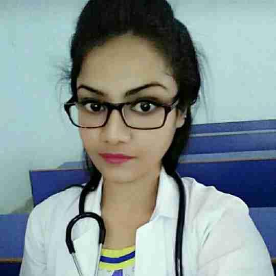 Arkaja Sahoo's profile on Curofy
