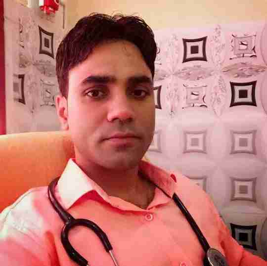 Dr. Pradeep Yadav's profile on Curofy