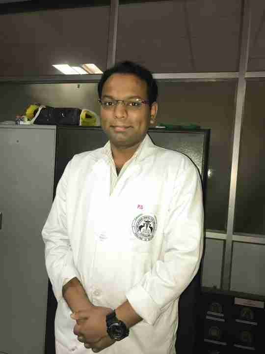 Dr. Punit Naidu's profile on Curofy
