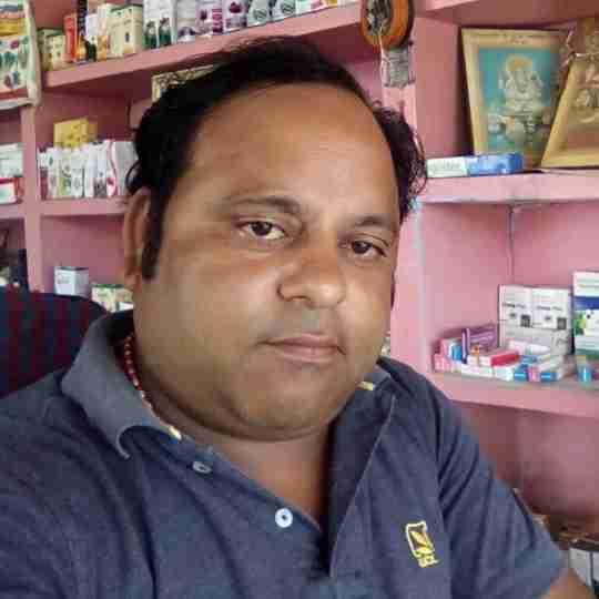 Dr. Pradeep Saxena's profile on Curofy