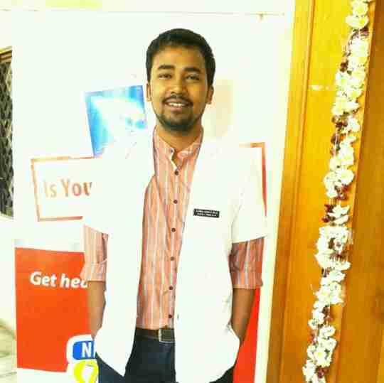 Dr. Ujjwal Azad Ujala's profile on Curofy