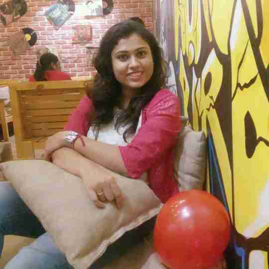 Aditi Gupta's profile on Curofy