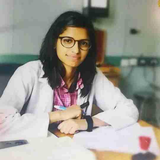 Dr. Ayushi Varshney's profile on Curofy