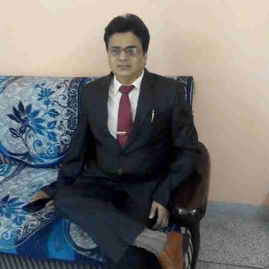 Dr. Ravinder Kumar Sharma's profile on Curofy