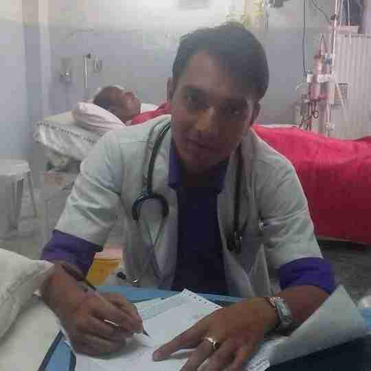 Dr. Sunil Dwivedi's profile on Curofy