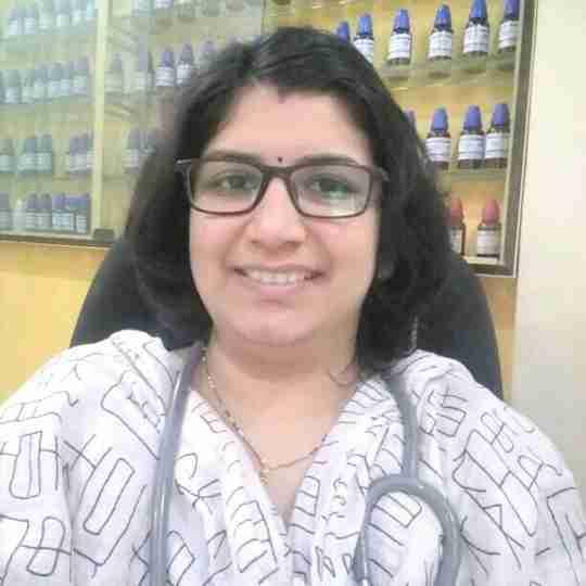Dr. Ankita Naik's profile on Curofy