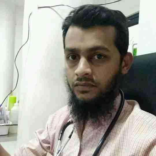 Dr. Nazim Saleem's profile on Curofy