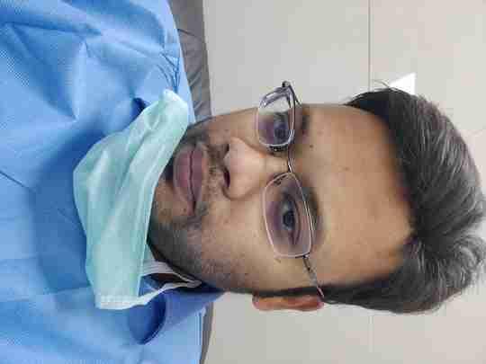 Dr. Vivek Sagar Pallepagu's profile on Curofy
