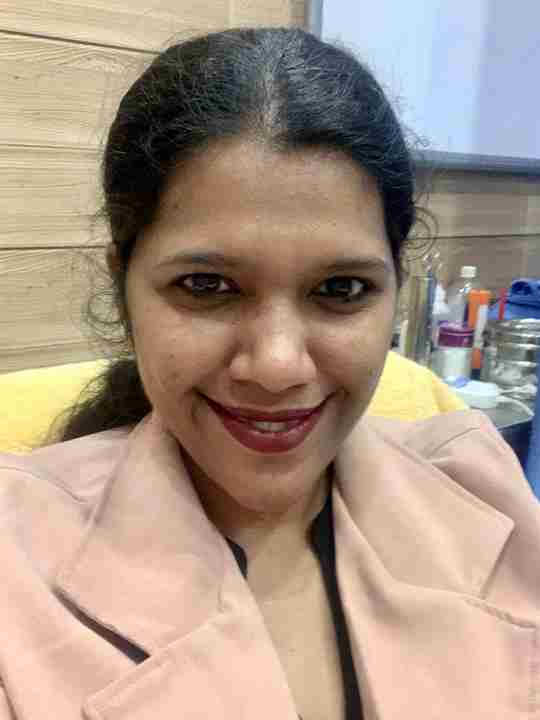 Dr. Reshma Kankonkar's profile on Curofy