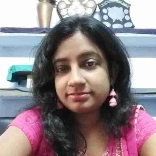 Dr. Piuli Chatterjee's profile on Curofy