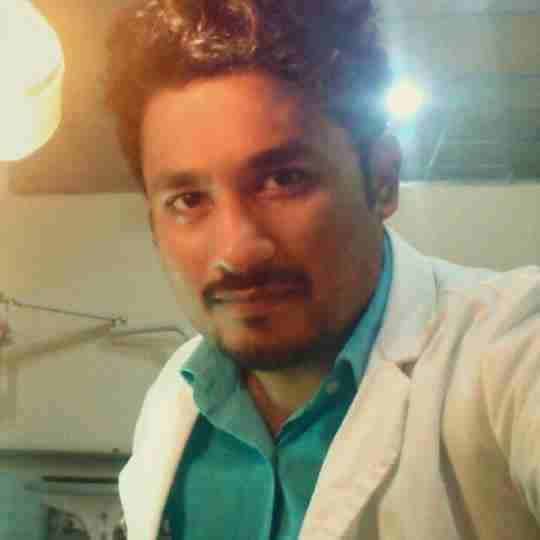 Dr. Vyshakh Shiburaj's profile on Curofy
