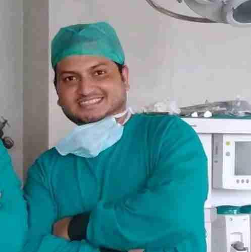 Dr. Sandeep Vaidya's profile on Curofy