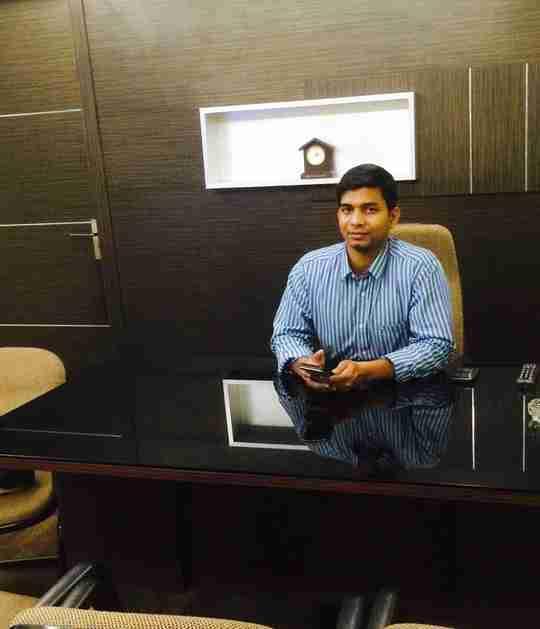 Dr. Shubhasis Pradhan's profile on Curofy