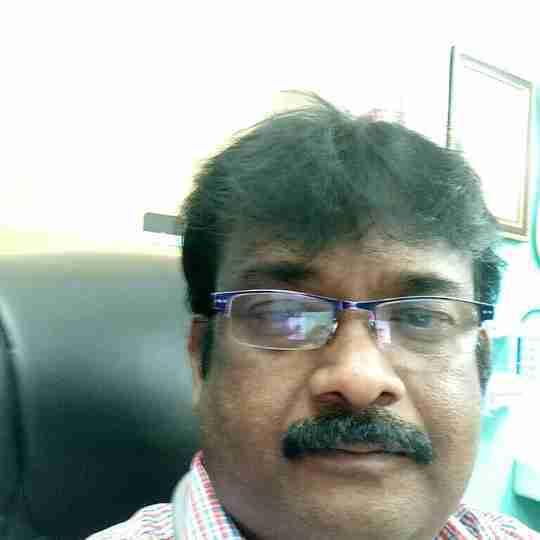 Dr. N.nagarajan Nagaiah's profile on Curofy